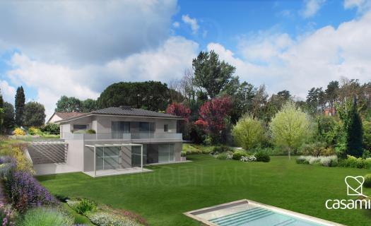 4302, Villa con piscina in zona prestigiosa