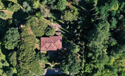 4359, Lucca in contesto signorile e tranquillo Villa singola