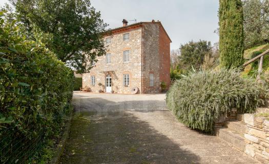 0088, Casale dell'800 nella piana di Lucca