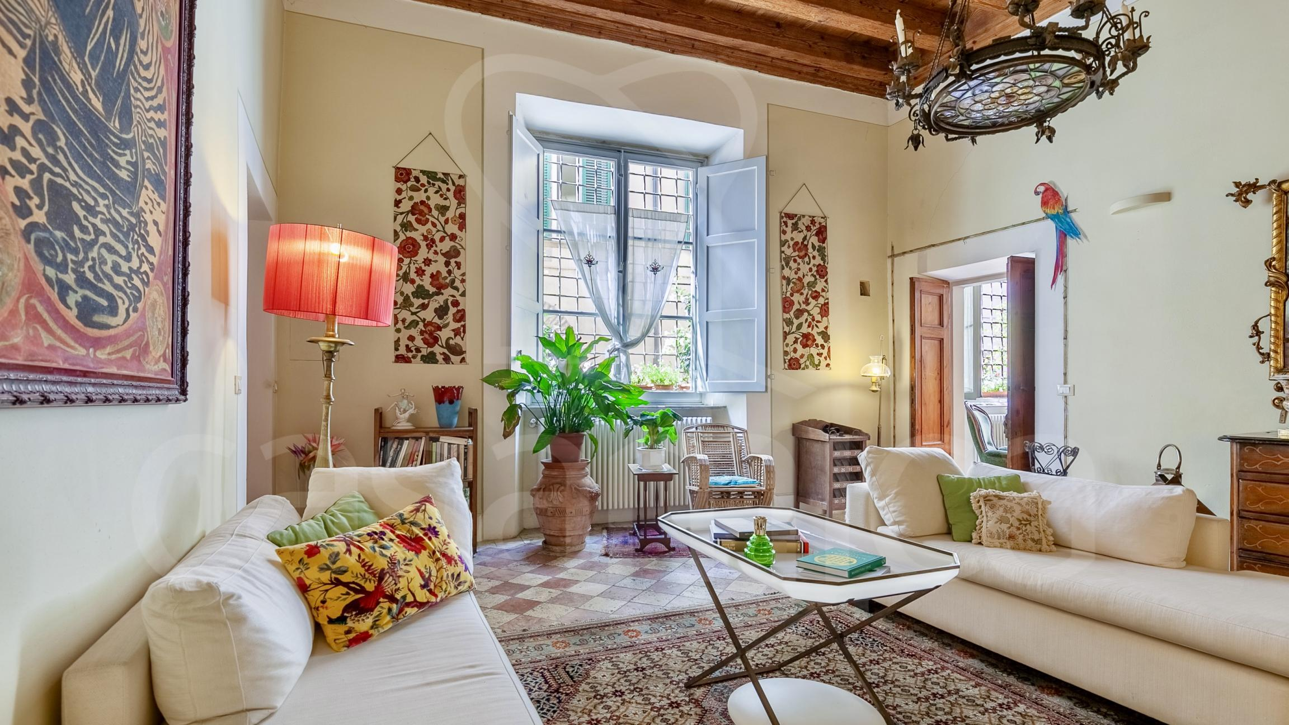 Appartamento in palazzo nobiliare